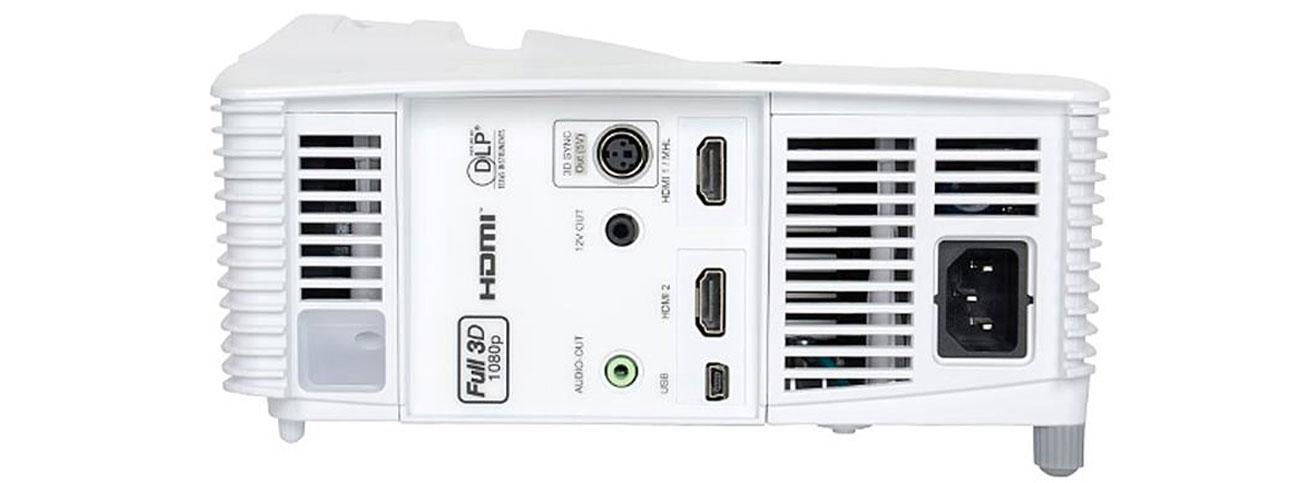 Optoma EH200ST DLP Zintegrowany głośnik