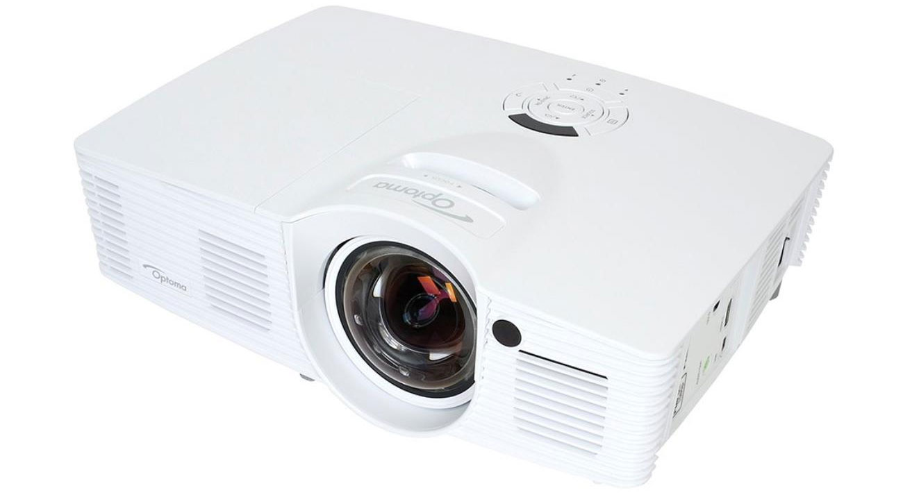 Optoma GT1080E DLP obraz fullhd