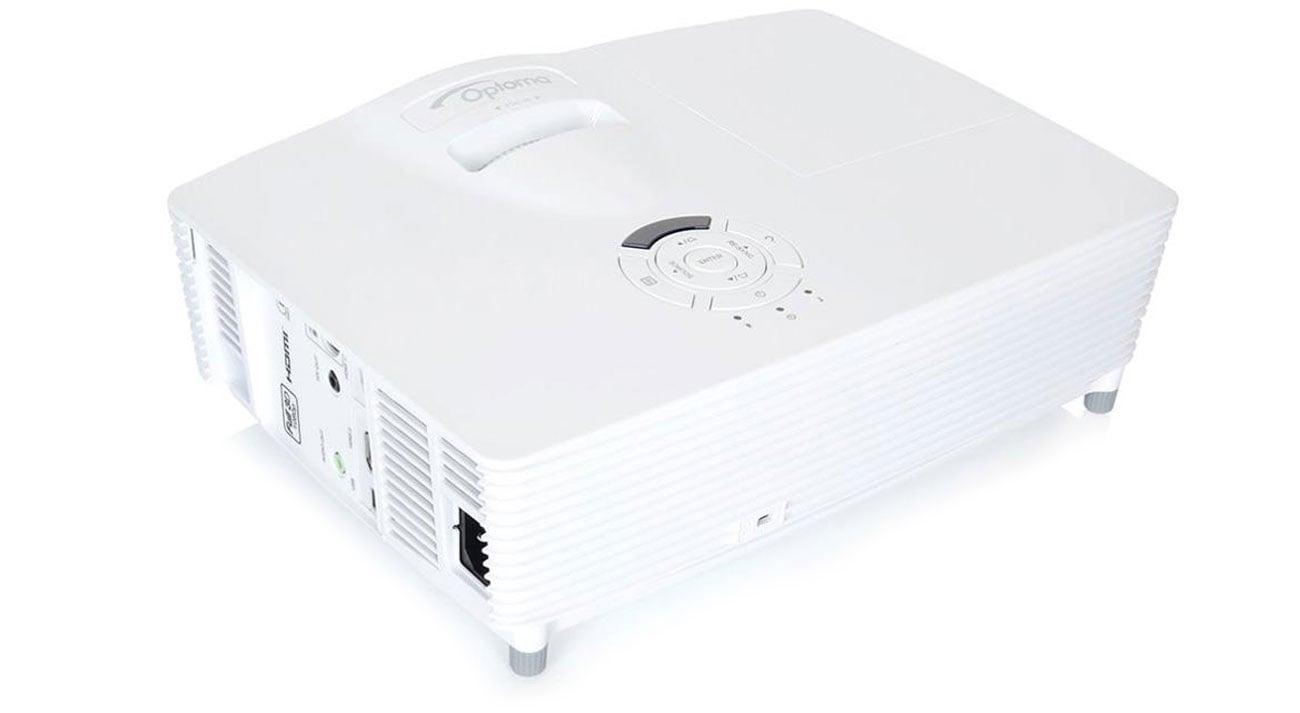Optoma GT1080E DLP pełna mozliwość 3D trójwymiarowe obrazy