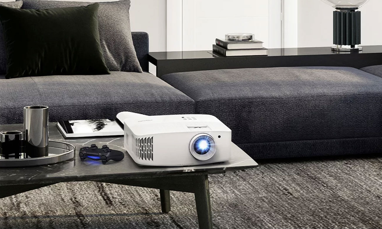 Projektor multimedialny Optoma UHD30 DLP