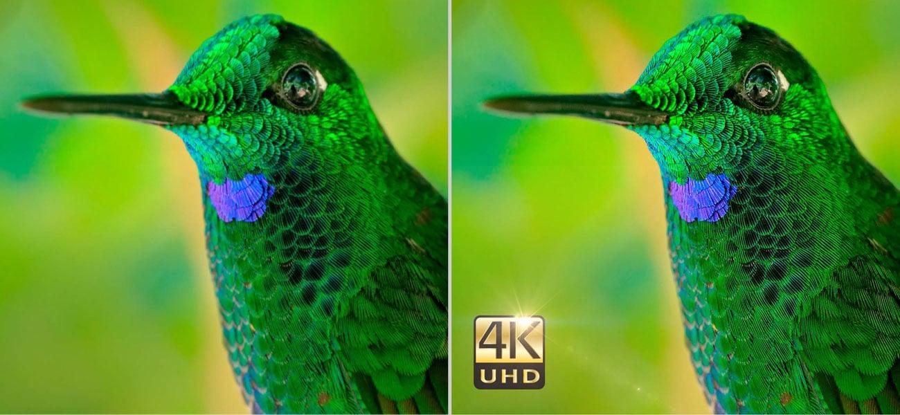 Optoma UHD300X DLP Rozdzielczość 4K UHD Rozdzielczość 4K UHD