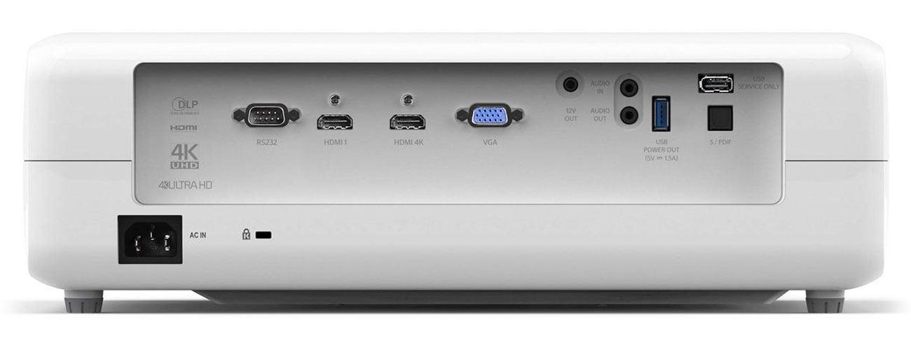 Optoma UHD40 DLP Wbudowany głośnik