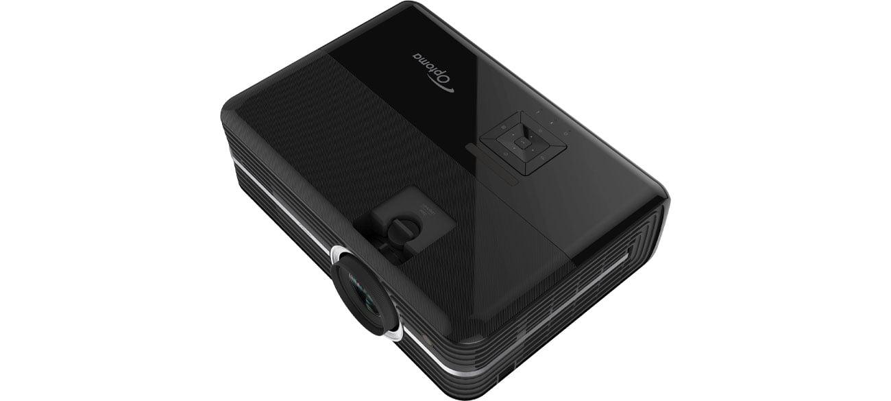 Projektor Optoma UHD350X DLP 4K E1P0A16BE1Z2