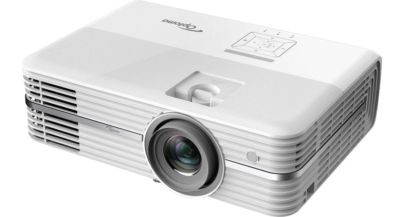 Projektor Optoma UHD380X DLP E1P0A3OWE1Z2