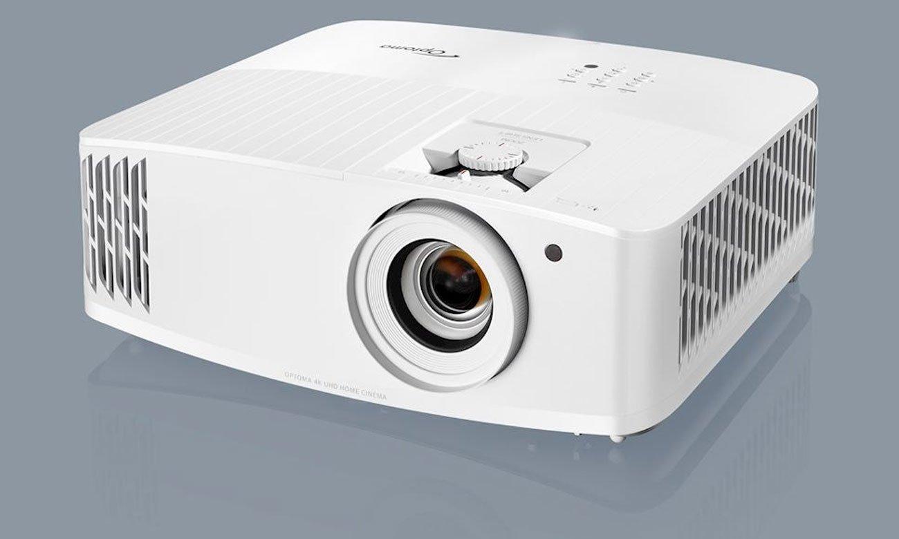 Projektor multimedialny Optoma UHD42 DLP