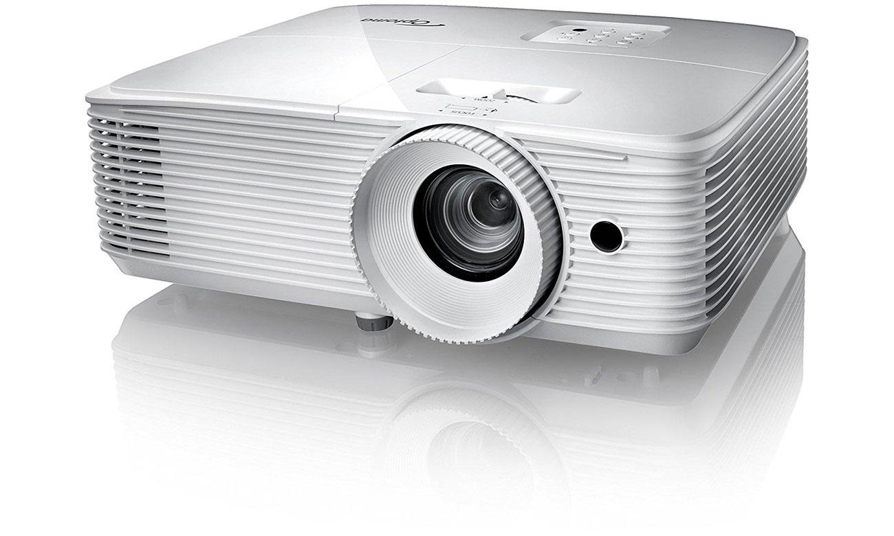 Projektor Optoma WU334 DLP E1P1A0QWE1Z1