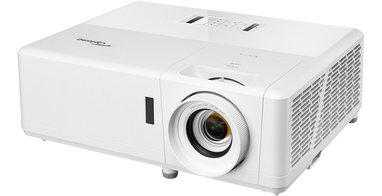 Projektor Optoma ZH403 DLP E1P1A44WE1Z1