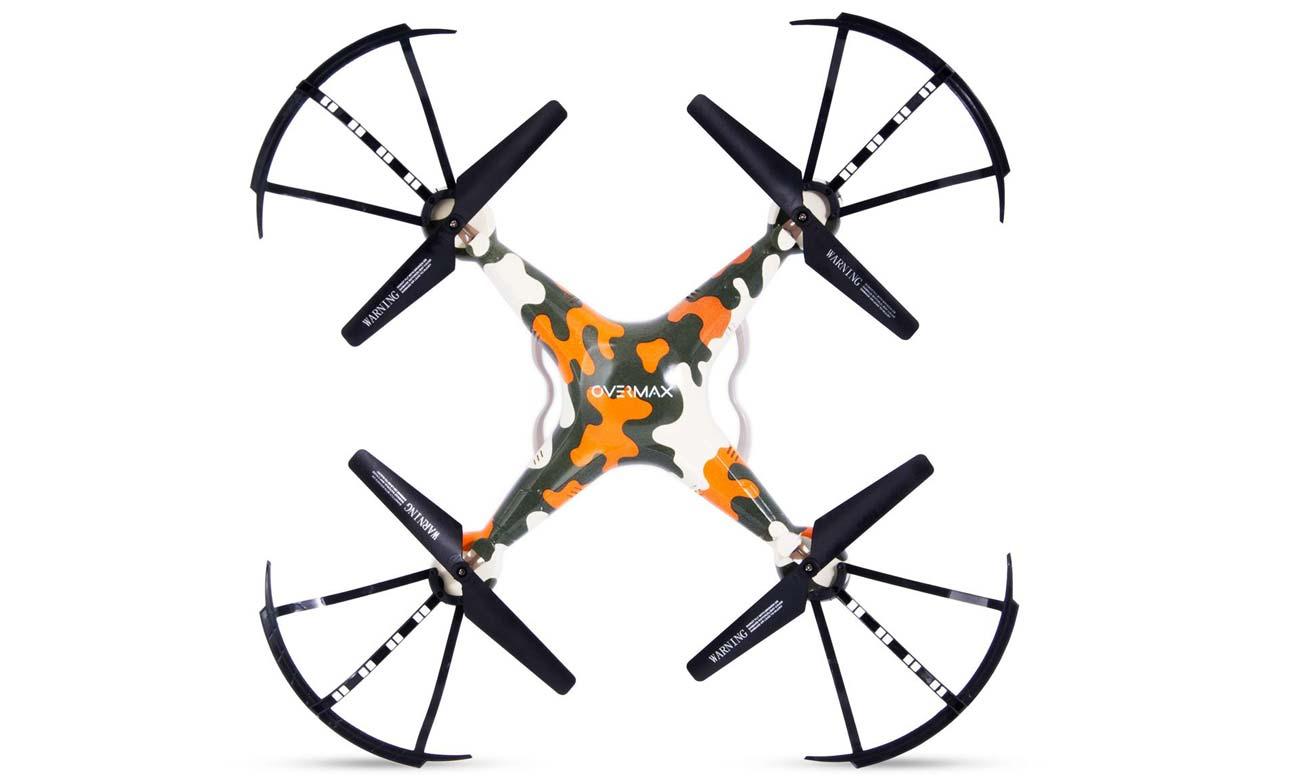 Overmax X-bee drone 1.5 Widok Z Góry
