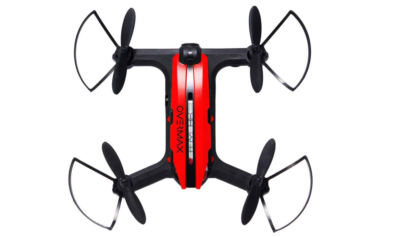 Overmax OV-X-Bee Drone 2.0 Racing Widok Z Góry