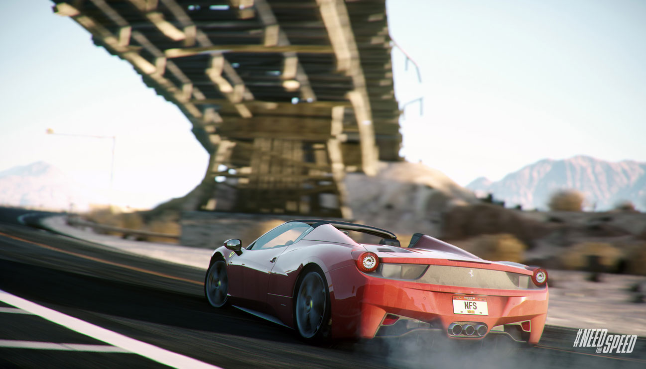 Need for Speed: Rivals gameplay