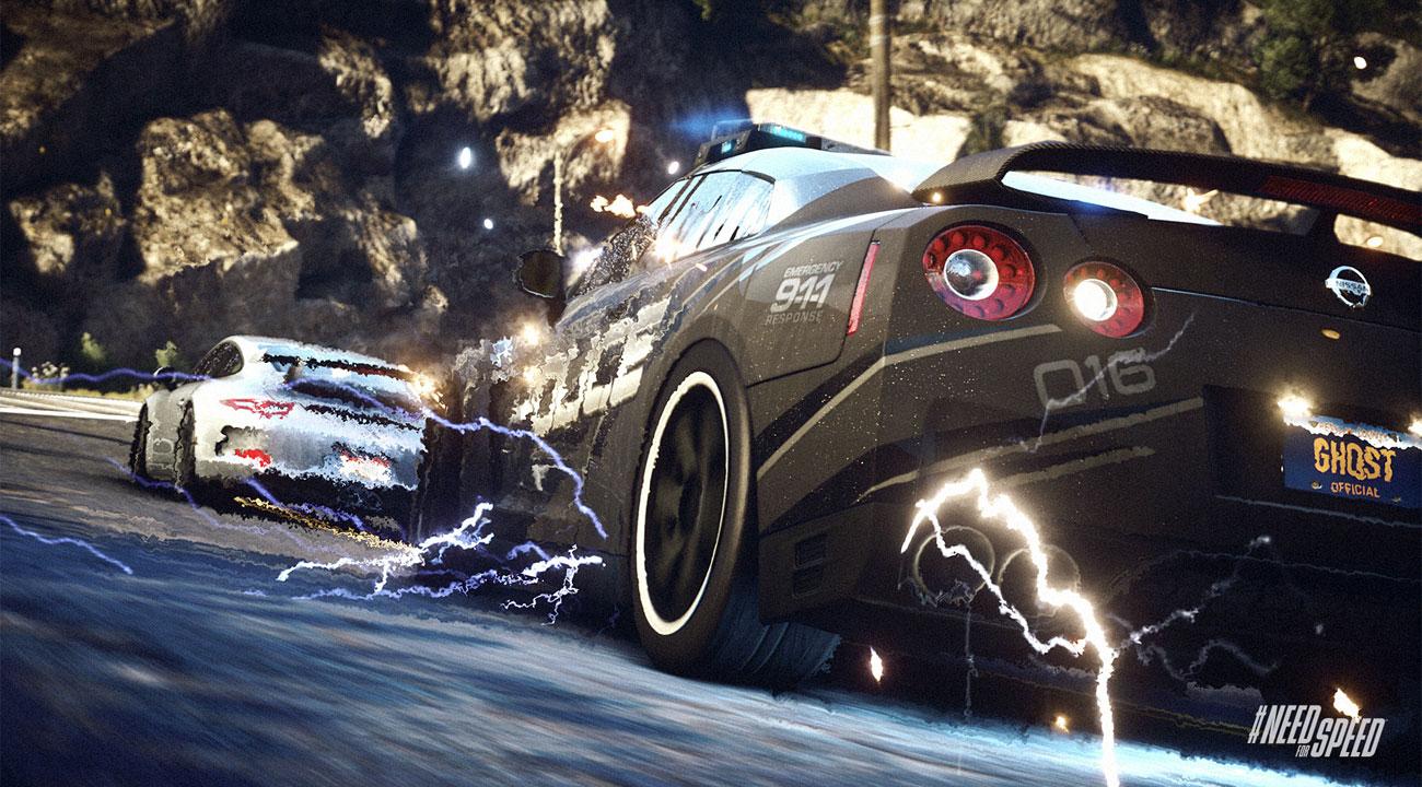 Need for Speed: Rivals pościg