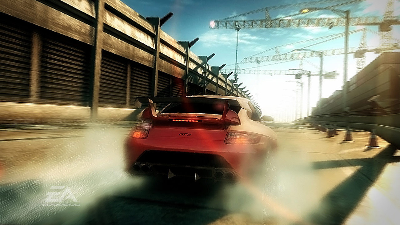 Gra Need for Speed Undercover na komputery PC