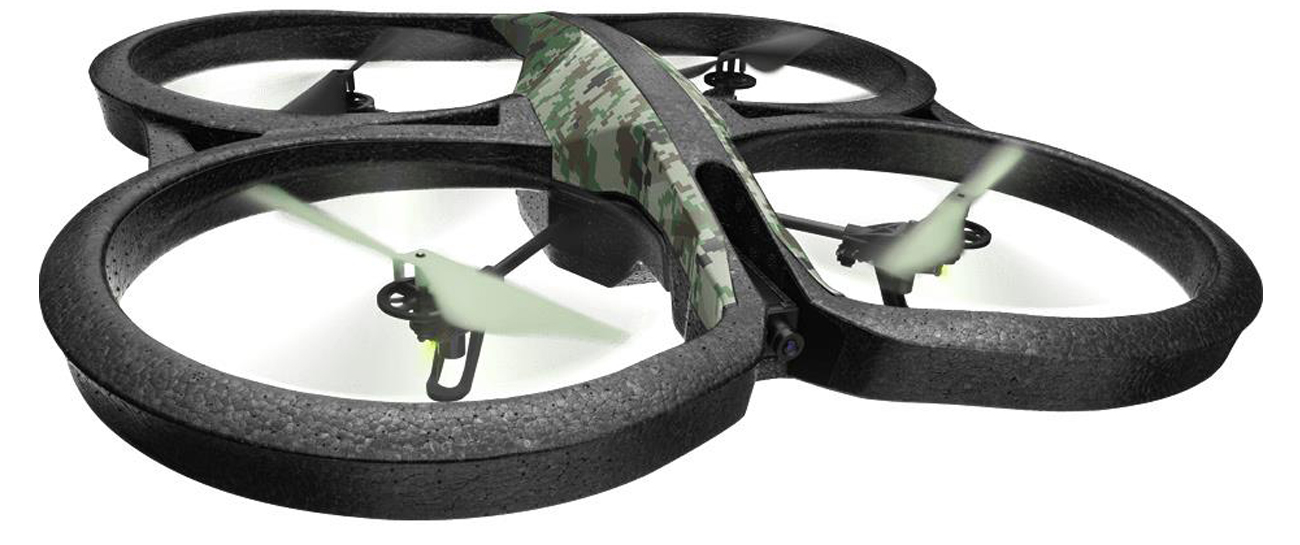 Дрон Парод AR.Drone 2.0 Elite Edition Jungle Front