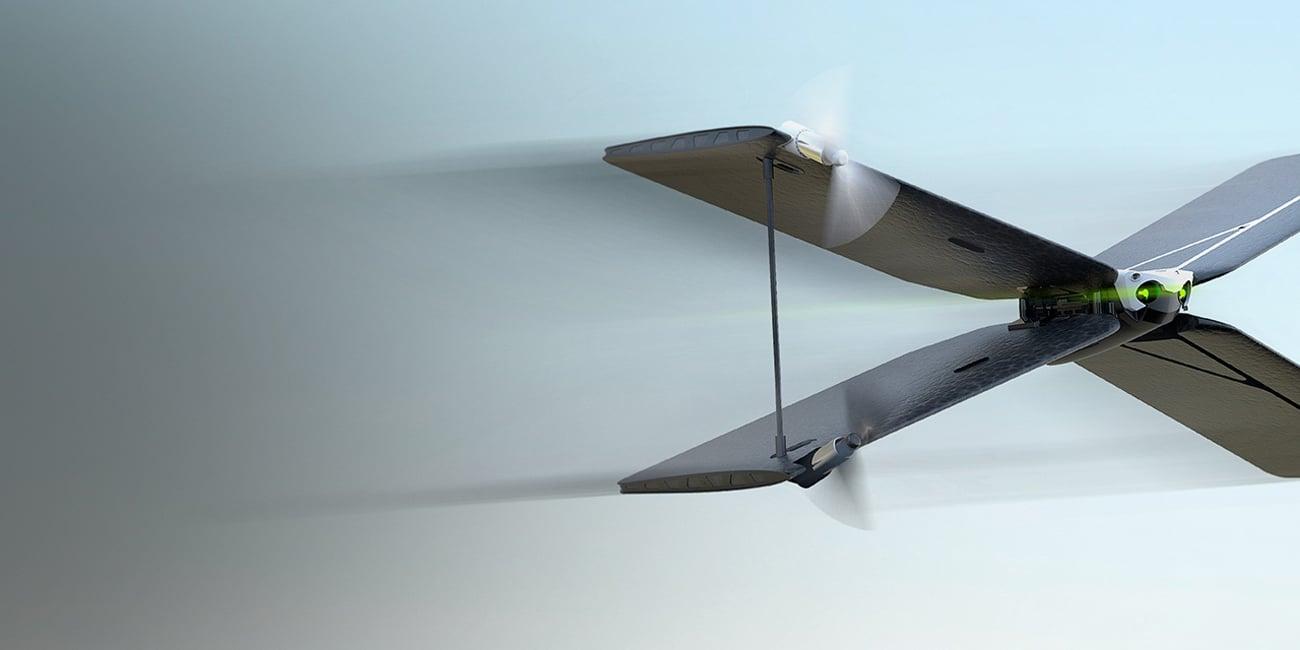 Dron Parrot Swing + kontroler Autopilot