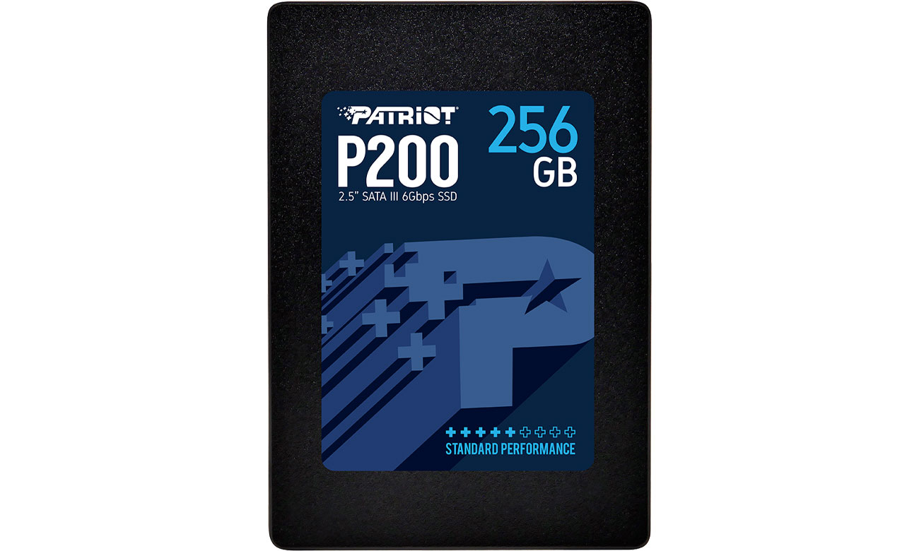 Dysk SSD Patriot 256GB 2,5'' P200 SATA SSD