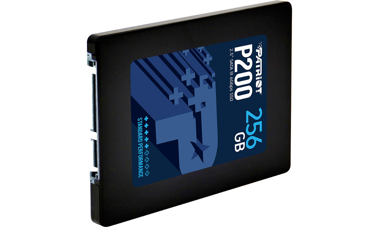 Patriot P200 256GB - Interfejs SATA III