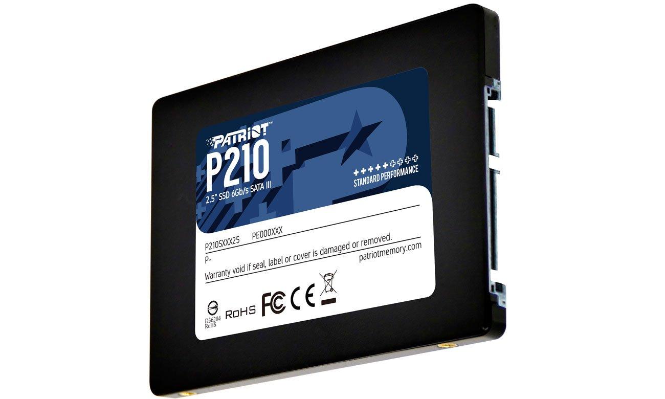 Dysk SSD 2,5'' Patriot P210 128 GB