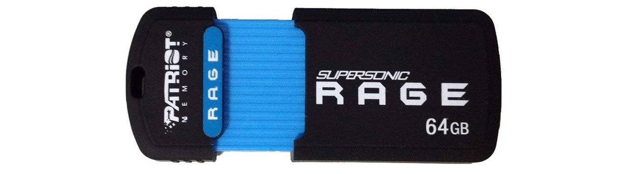Pendrive  Supersonic Rage 64GB
