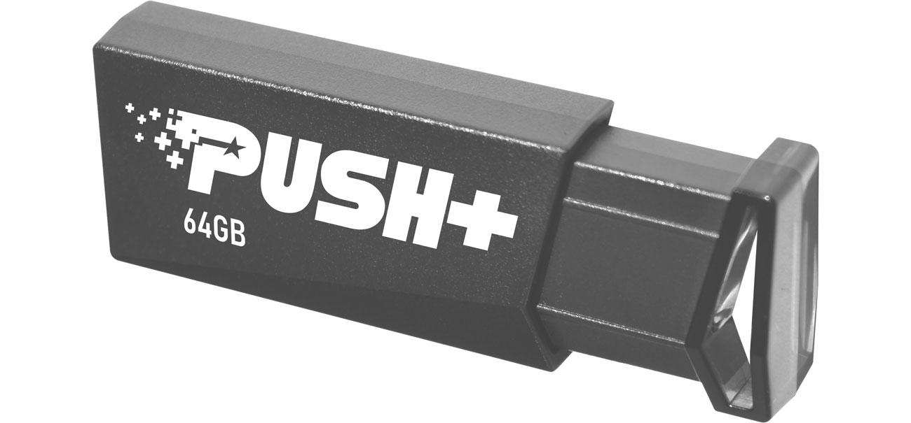Pendrive (pamięć USB) Patriot 64GB PUSH+ (USB 3.2) PSF64GPSHB32U