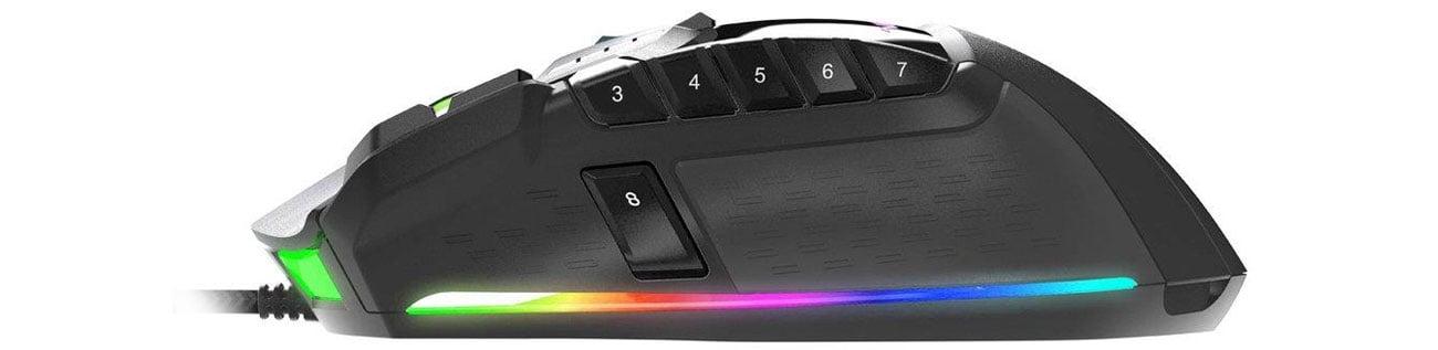 Patriot Viper V570 RGB Podświetlenie RGB