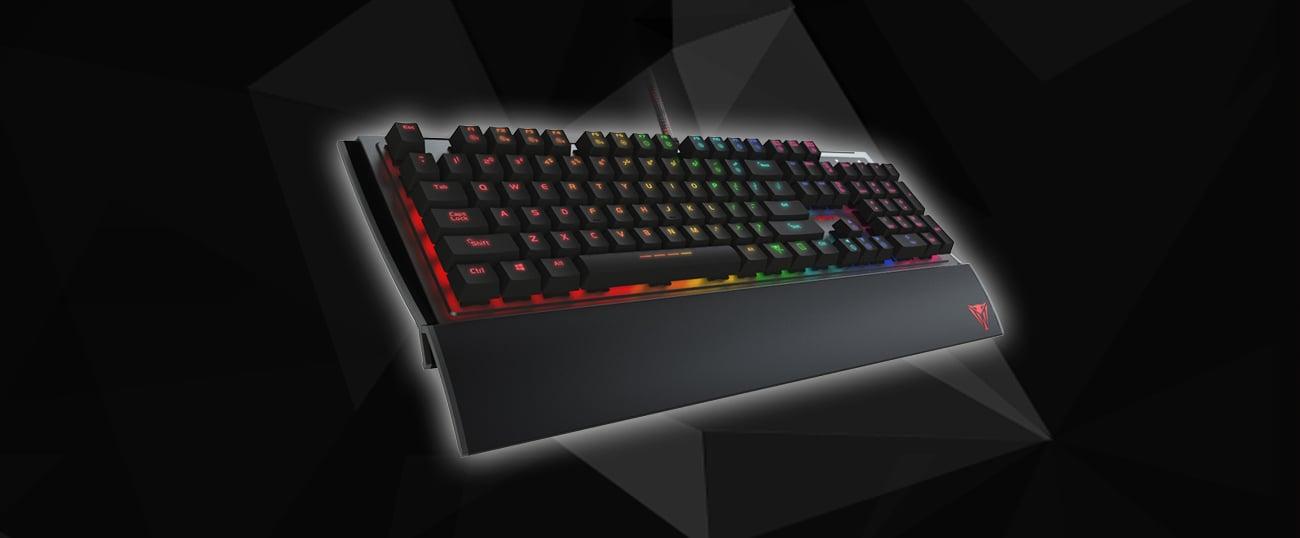 Klawiatura dla graczy Patriot Viper V760 RGB