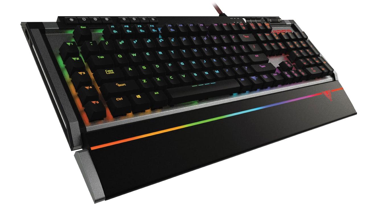 Klawiatura dla graczy Patriot Viper V770 RGB