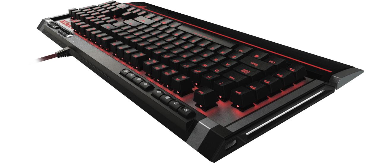 Patriot Viper V770 RGB klawisze
