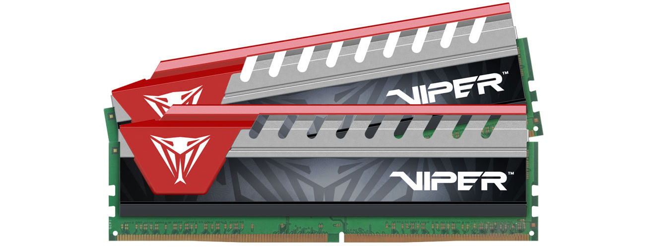 Pamięć RAM DDR4 Viper Elite Red