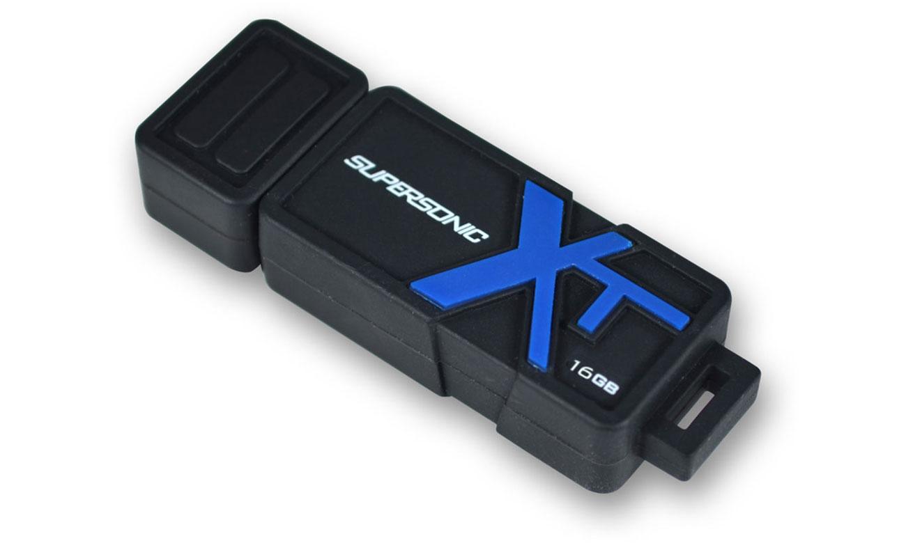 Pendrive (pamięć USB) Patriot 16GB Supersonic Boost XT (USB 3.0) 150MB/s PEF16GSBUSB