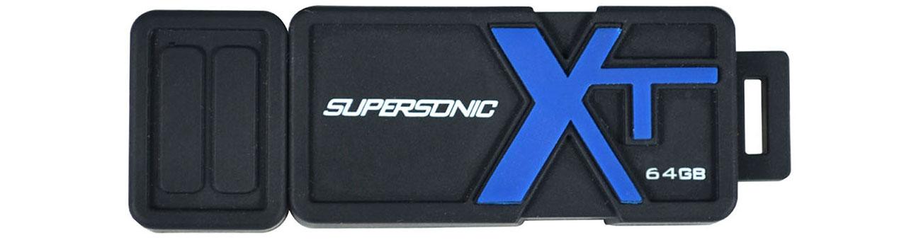 Pendrive (pamięć USB) Patriot 64GB Supersonic Boost XT (USB 3.0) 150MB/s PEF64GSBUSB