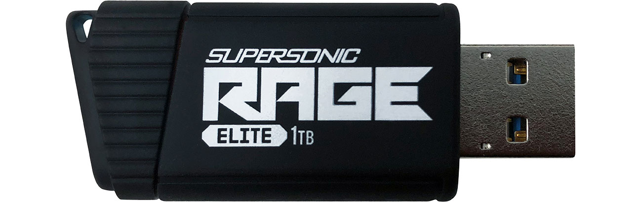 Patriot Supersonic Rage Elite Złącza USB 3.1 Gen1