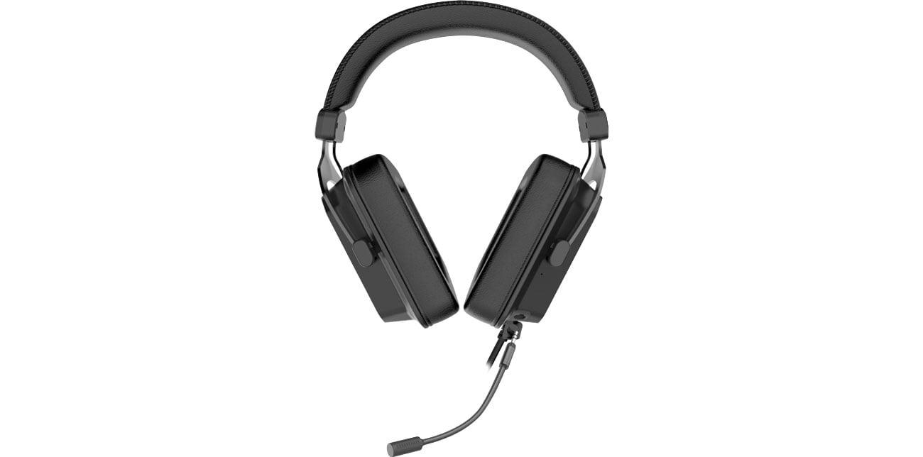 Patriot VIPER V380 - Mikrofon