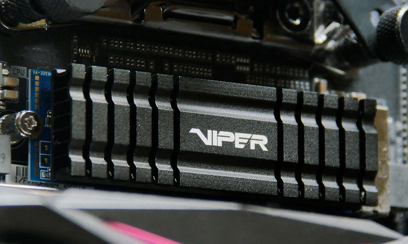 Patriot Viper VPN100 Radiator