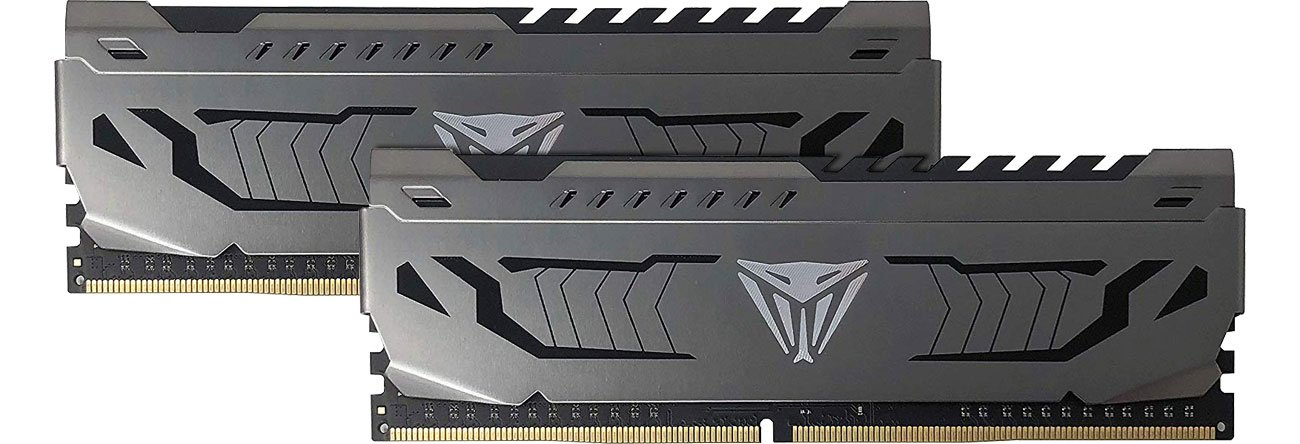 Pamięć RAM DDR4 Patriot 16GB 4133MHz Viper Steel CL19 (2x8GB) PVS416G413C9K