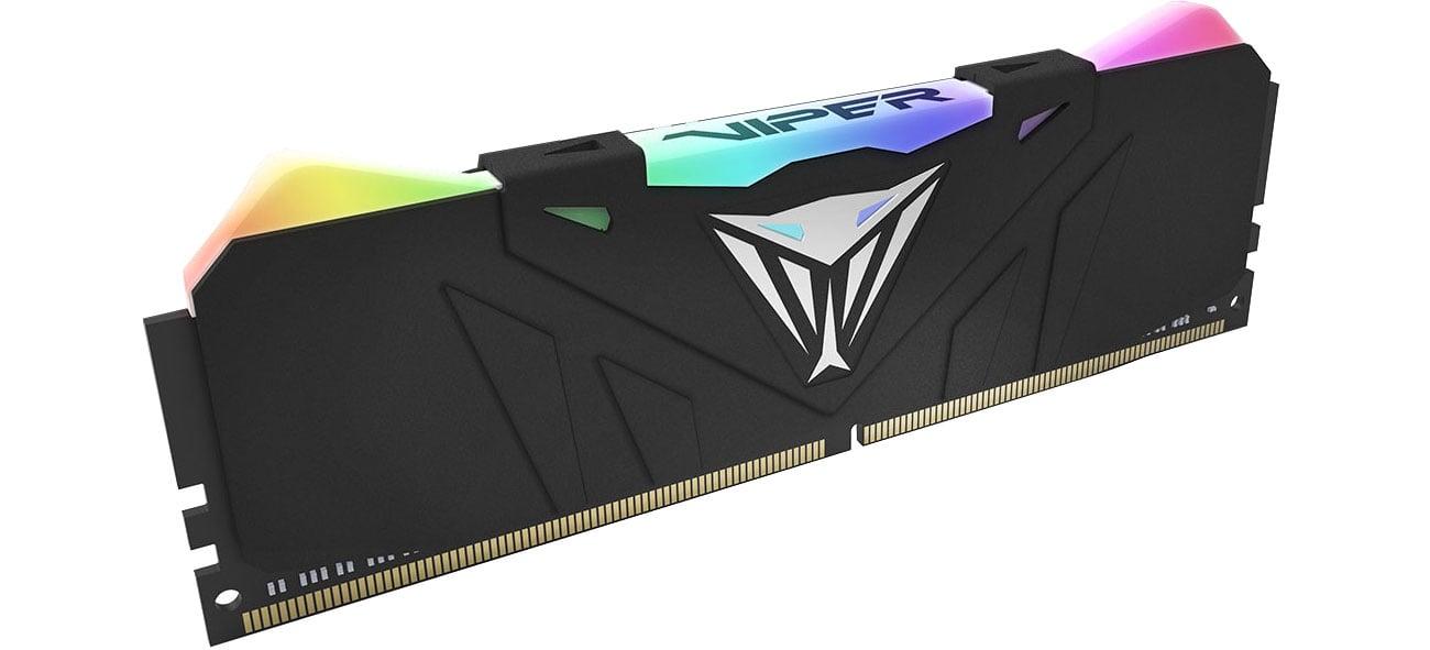 Pamięć RAM DDR4 Patriot Viper RGB Aluminiowy radiator