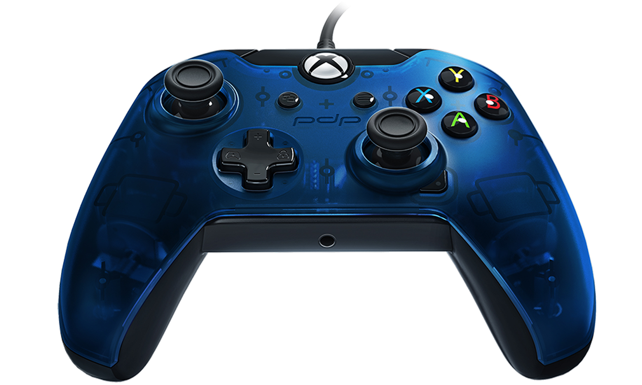 Kontroler PDP Pad Xbox One Blue