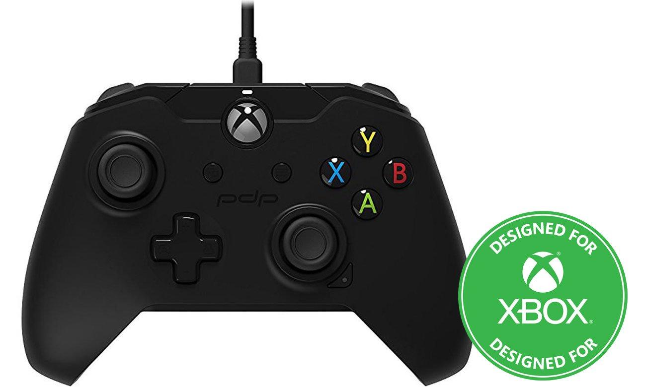 Kontroler PDP Pad Xbox One Czarny
