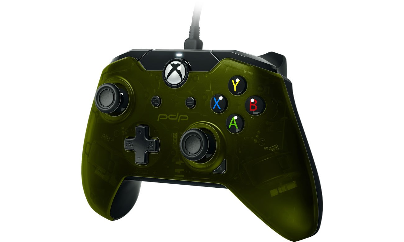 Kontroler PDP Pad Xbox One Green