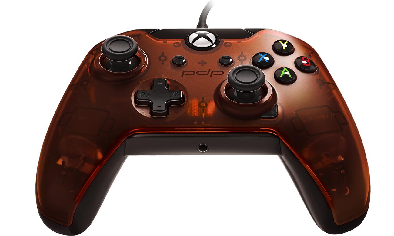 Kontroler PDP Pad Xbox ORANGE