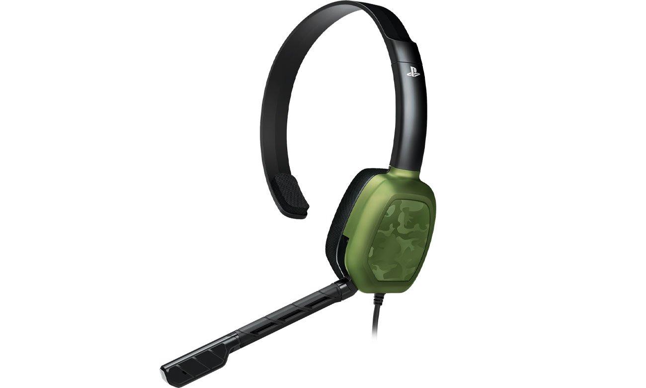PS4 Headset LvL.1 NEW GREEN CAMO