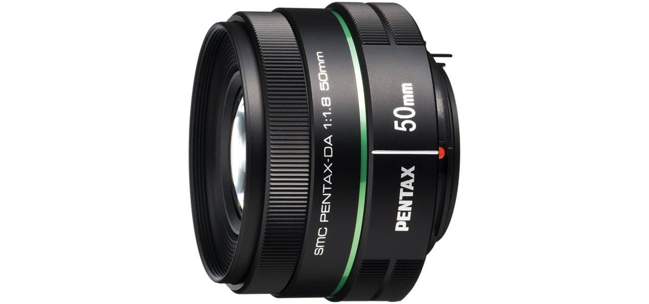 obiektyw Pentax 50mm