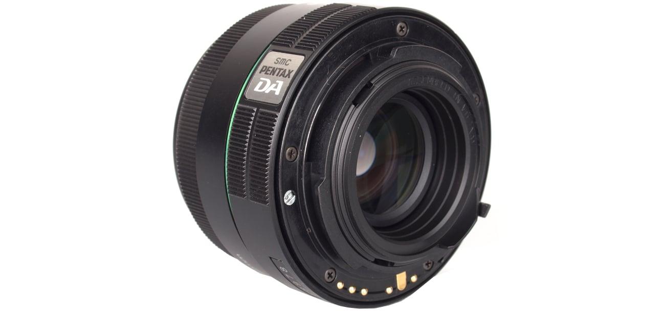 obiektyw DA 50mm F1.8