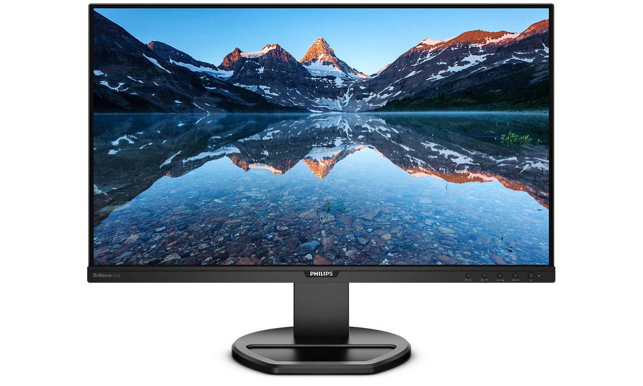 Monitor do zastosowań biznesowych Philips 252B9/00