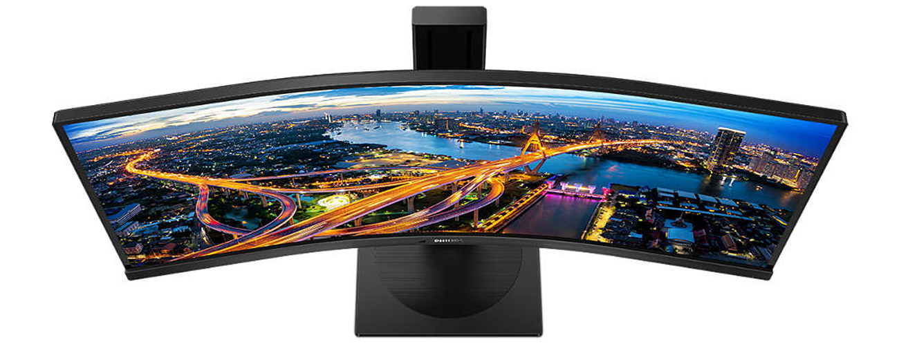 Monitor do domu i do biura Philips 345B1C/00 Curved