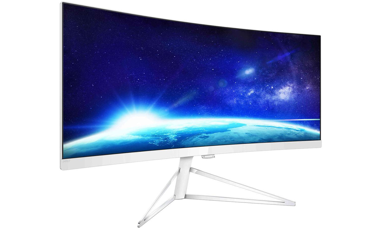 Philips 349X7FJEW/00 monitor QHD