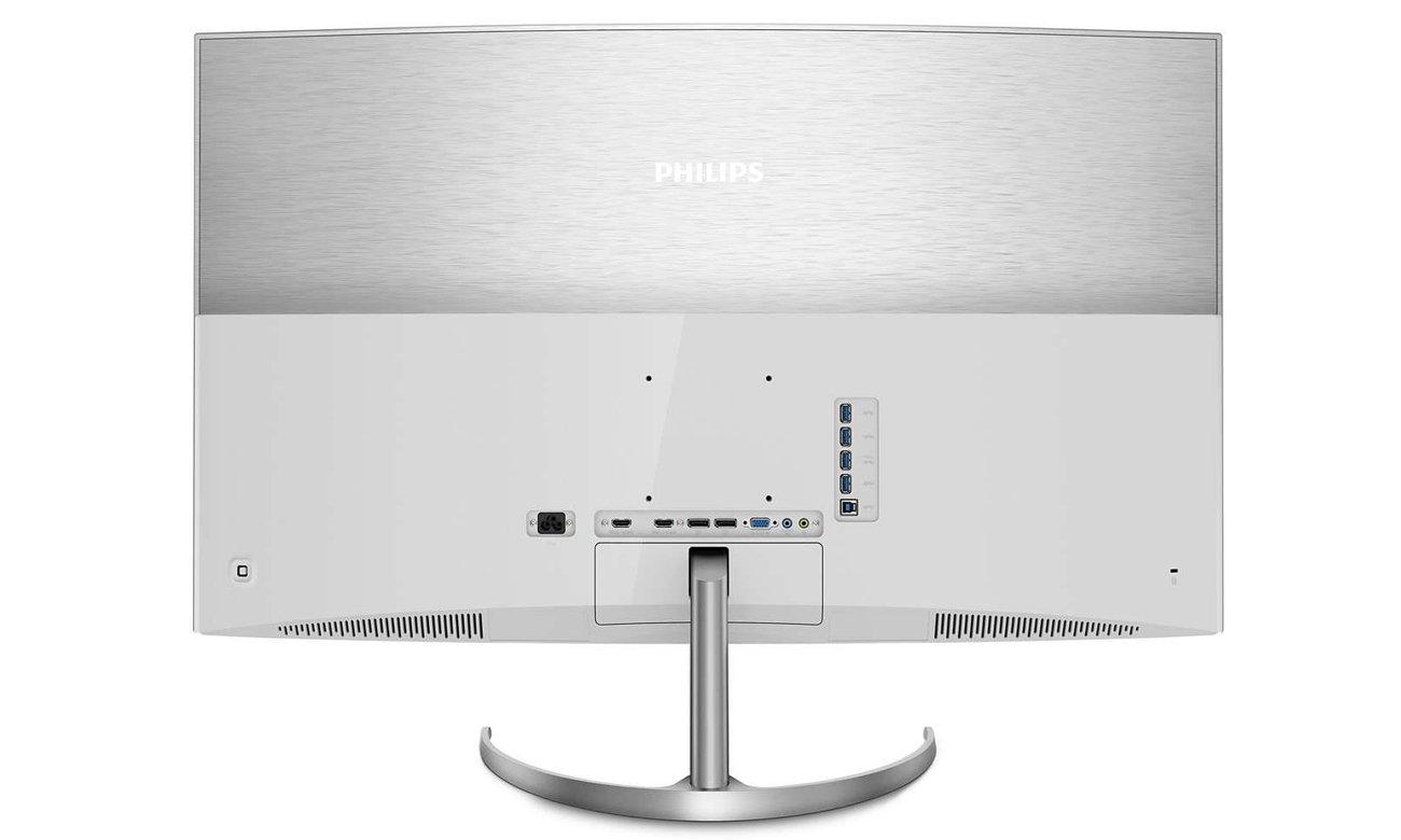 Philips BDM4037UW tył