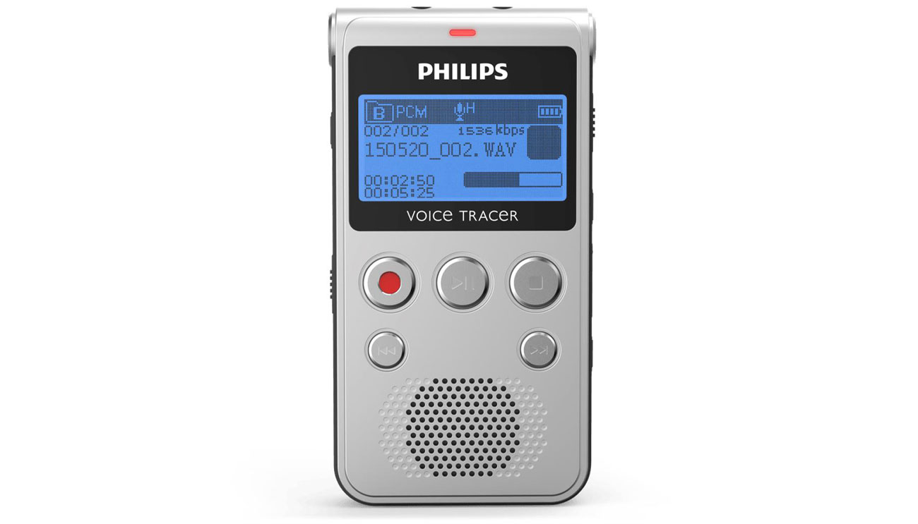 Dyktafon Philips DVT1300 4GB