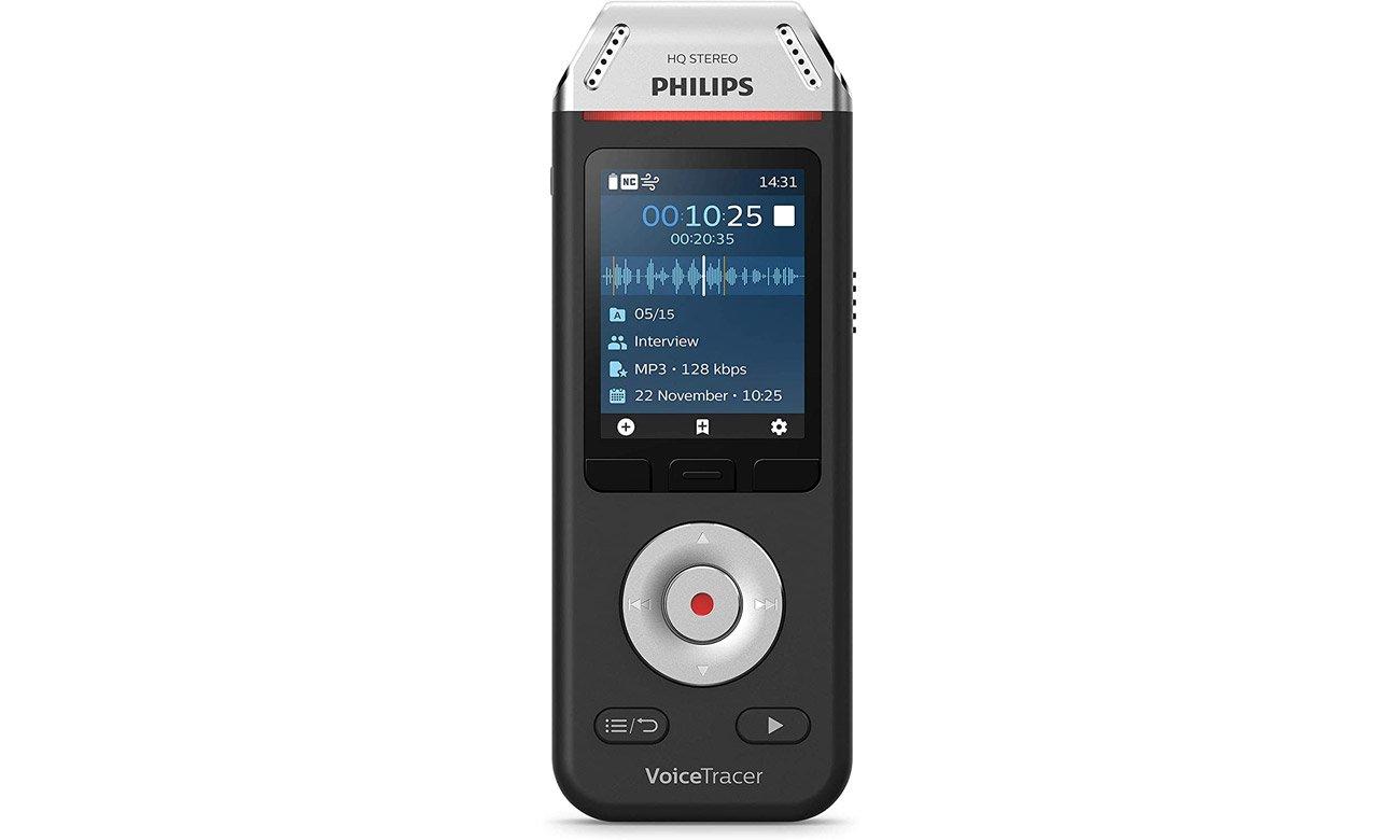 Dyktafon Philips DVT2110
