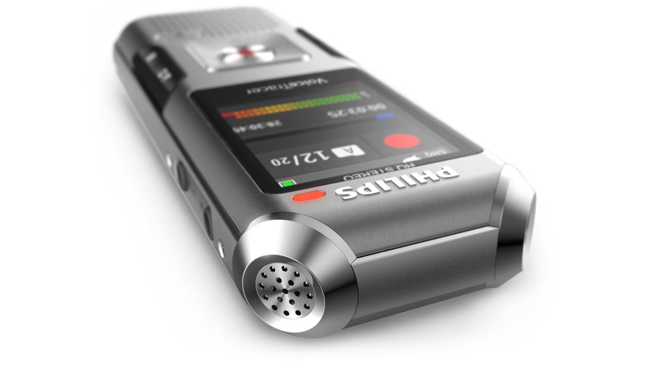 Philips DVT4010 Mikrofony