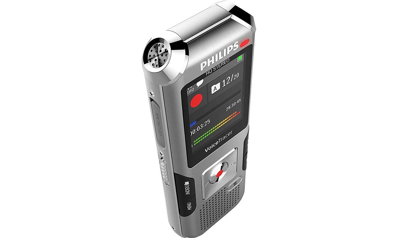 Philips DVT4010 Wyświetlacz